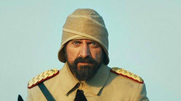 8. Hangisi Osmanlı'da bir general rütbesidir?