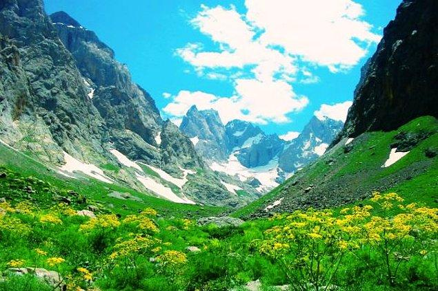9. Cilo Dağı hangi ilimizdedir?