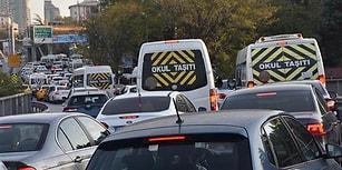 Çocuklarımız Kimlere Emanet? İstanbul'da Bir Servis Şoförü 'Bonzai' Etkisinde Yakalandı...