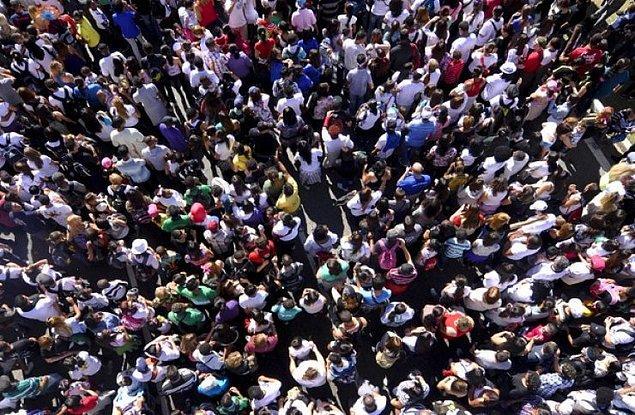 11. Şehirlerse artan nüfusu kaldıramayacak.