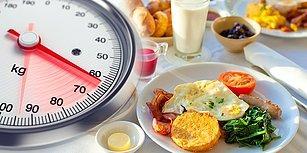 Hazırladığın Kahvaltı Sofrasına Göre Kilonu Tahmin Ediyoruz!