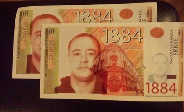 Belgrad'da kendi anınızı kendiniz yaratın, gerçek anlamıyla para basın.