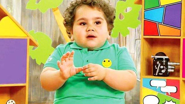 Yeni ekran yüzü çocuklardan biri 'Çocuktan Al Haberi' yarışması ve sosyal medyadan da tanıdığımız 'Çitos Efe'