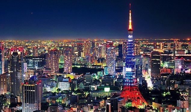 7. Elinde makineyle herkesin her şeyin fotoğrafını çekip intikam almak isteyenler için: Japonya.