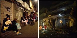 Yüzyılın En Büyüğü: Meksika Açıklarında Meydana Gelen 8.2 Büyüklüğündeki Depremde En Az 26 Kişi Öldü