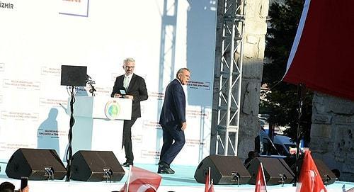Açılışta Gerginlik: Aziz Kocaoğlu, Başbakan Yıldırımın Bulunduğu Töreni Terk Etti 47