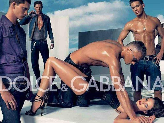 9. Dolce & Gabbana - 2007
