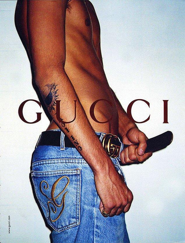 13. Gucci - 2001