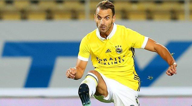 8. Roberto Soldado ➡️ Fenerbahçe