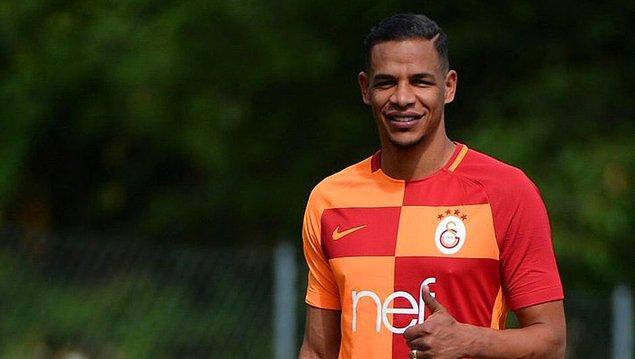 5. Fernando ➡️ Galatasaray