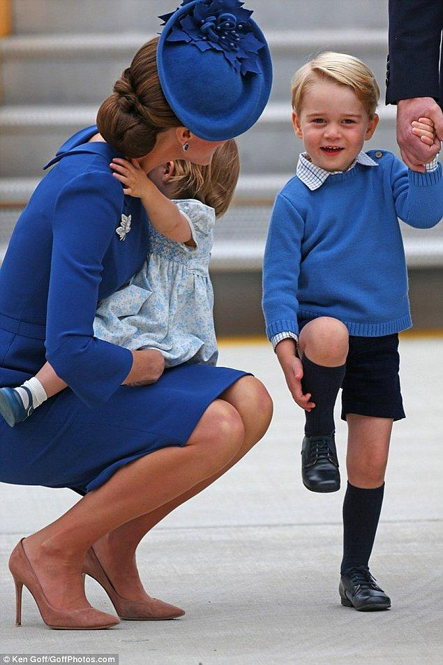 12. Bir anne olarak, çoğunlukla çocuklarıyla uyumlu giyinmeyi tercih ediyor!