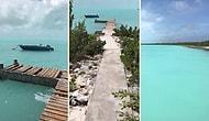 Bahamalar'da Çekilen Okyanus Geri Geldi: Böyle Çok Daha Güzel!
