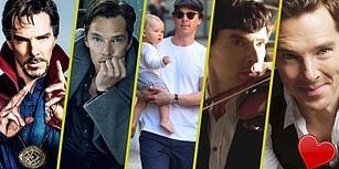 Son Dönemin En Görkemli ve Muhteşem Aktörü: Benedict Cumberbatch ❤️