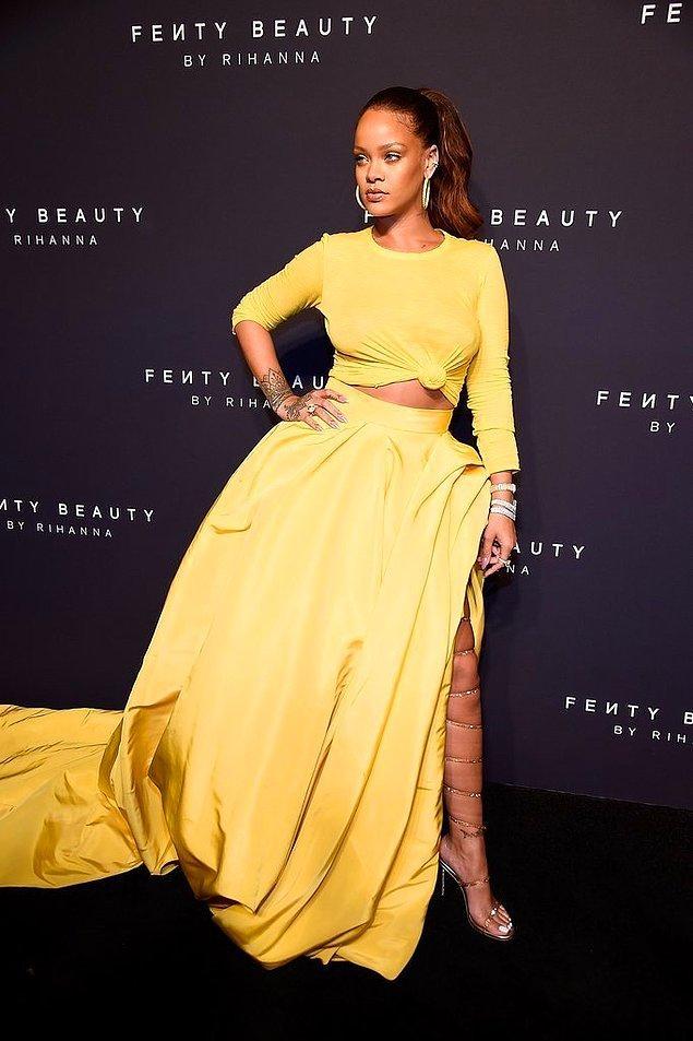 2. Bir sonraki jenerasyonun kraliçesi Riri de sarı rengini tercih edenlerden oldu.