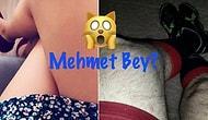 Twitter'a Atılan Bacak Fotosuyla Doğan Yeni Akım: #MehmetBeying
