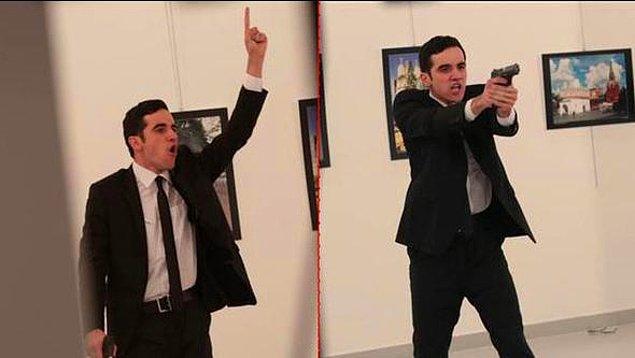 12. 2016'da Ankara hangi ülkenin büyükelçisi suikaste uğramıştır?