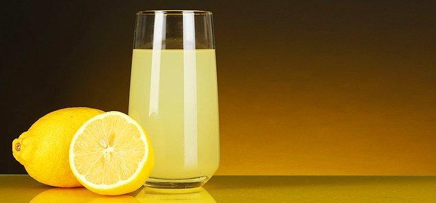 4. Limon suyu