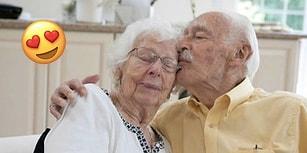 Kalbimiz Eridi! Yaşın Sadece Sayılardan İbaret Olduğunu Bizlere Gösteren Çift: Gertrude ve Alvin