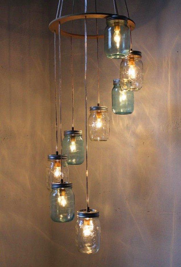 11. Ve modern tasarımıyla şıklığını yansıtan aydınlatmalar olabilir.