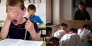 Hayat Her Şeye Rağmen Devam Ediyor! İşte Tüm Dünyadan Şaşırtıcı Okula Dönüş Fotoğrafları