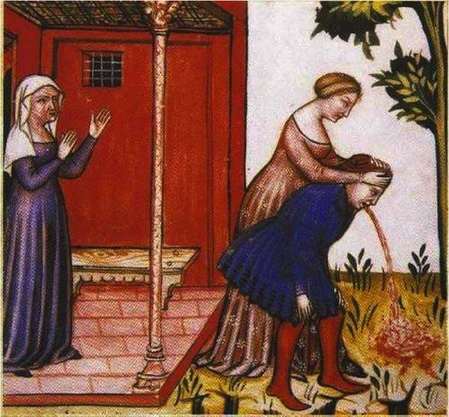 1. Romalılar yemeklerini yedikten sonra kendilerini kusturmuyordu.