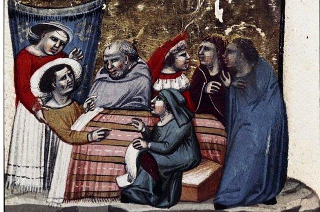 2. 'Orta Çağ'da insanlar 30 yaşına kadar yaşardı.' inanışı bir mitten ibaret.