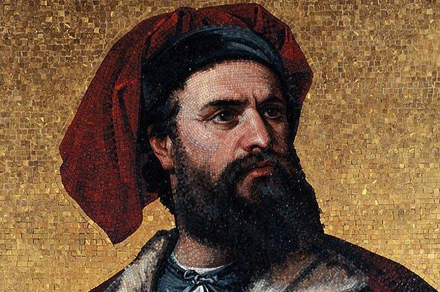 7. Ünlü İtalyan gezgini Marco Polo, makarnayı Çin'den ithal etmemişti.