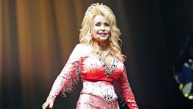 11. Dolly Parton