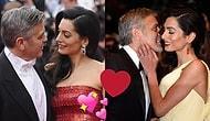 Dillere Destan Bir Aşkın Kahramanları: George ve Amal Clooney Çifti