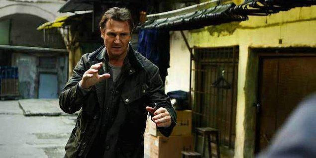 4. Liam Neeson aslında öğretmendi. Kendine bıçak çeken 15 yaşındaki bir öğrencisini yumruklayıp yere serdiği için mesleğini bıraktı ve aktör oldu.