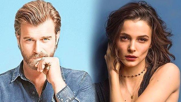 1. Kıvanç Tatlıtuğ 4 yıl aranın ardından beyaz perdeye dönüyor, yeni filminde partneri Büşra Develi olacak.