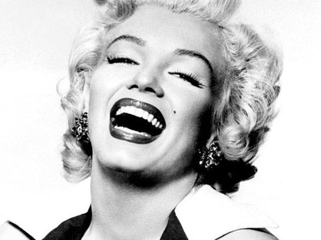 Marilyn Monroe çıktı!