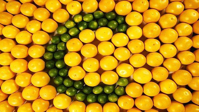5. İyi bir C vitamini kaynağı