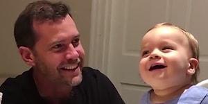Çocuğuyla Birlikte Beatbox Yapan Babadan Terapi Etkili Video