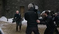 Game Of Thrones 7.Sezon 4.Bölüm Arya ve Brienne Kapışmasının Sahne Arkası