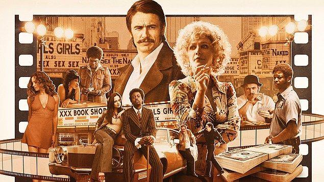 The Wire gibi efsane bir dizinin yaratıcısı olan David Simon imzalı, HBO'nun bu yılki en iddialı yapımlarından biri: The Deuce!