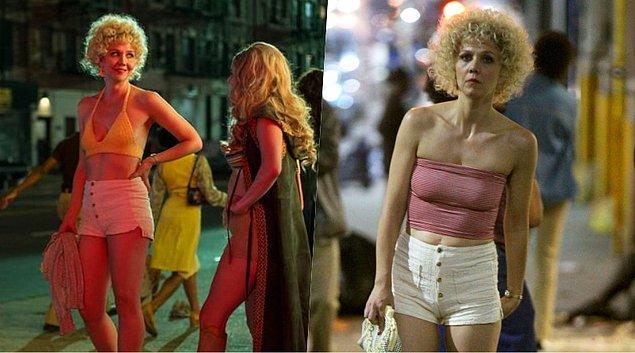 Maggie Gyllenhaal'in canlandırdığı Eileen 'Candy' Merrell karakteri ise iki gerçek kişinin karışımına dayanıyor.