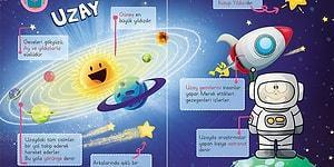 Yeni Müfredatla Uzayı Tanıyoruz: 'Güneş En Büyük Yıldız, Kuyruklu Yıldızın Kuyruğu Var'