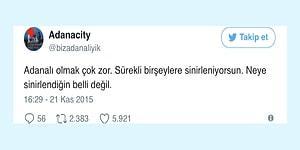 Twitter'ın Sevilen Hesabı Adanacity'den En Az Adana Kadar Sıcak 15 Paylaşım