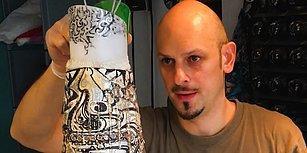 İstenmeyen, Çöp Elektronik Eşyaları Sanat Eserine Dönüştüren Adam: Oskar Krajewski