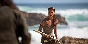 Alicia Vikander'lı Tomb Raider'dan İlk Fragman Geldi