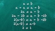 Son Sorusunu IQ Puanı 130'dan Fazla Olanların Gördüğü Matematik Testi