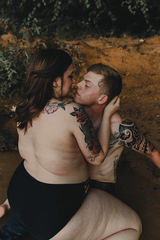 Fotoğrafçı Bria Terry yaptığı çekimlerin yer aldığı Facebook sayfasında onların yer aldığı fotoğrafları da paylaştı ve fotoğraflar kısa sürede viral oldu.