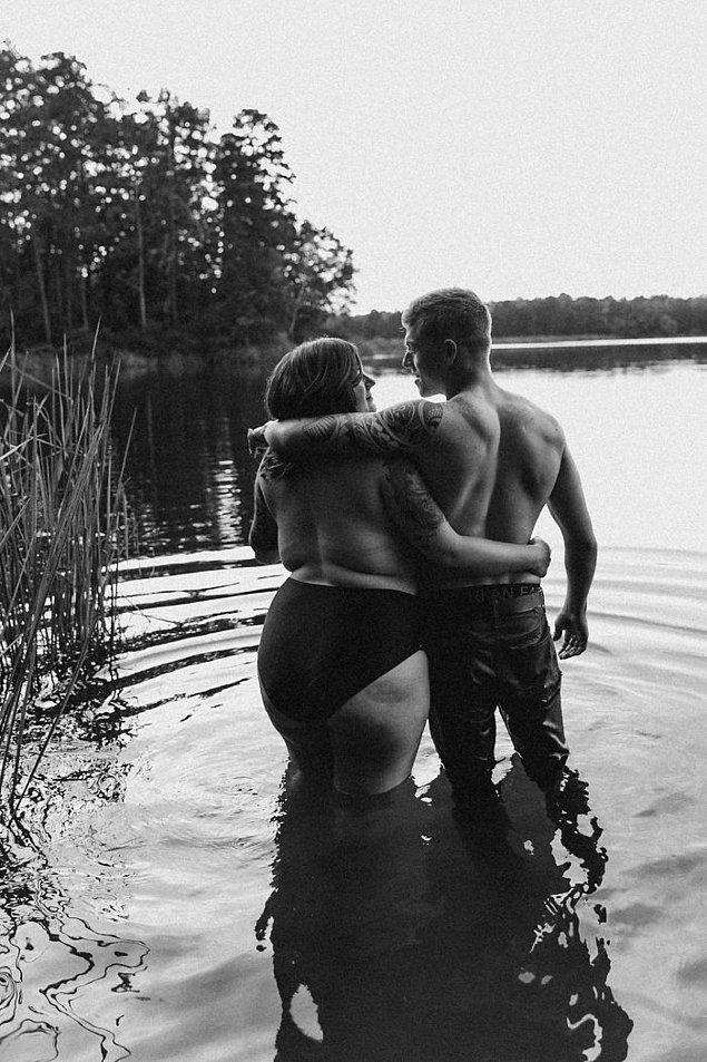 Romantik fotoğrafların kahramanı olan Stephanie ve Arryn çifti 2019'un ilk aylarında evlenmeyi planlıyor. 💍