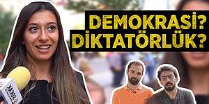 Demokrasi mi, Diktatörlük mü?