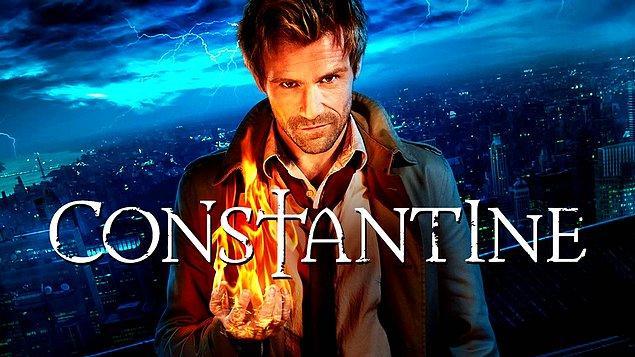 16. Constantine   IMDb 7.5