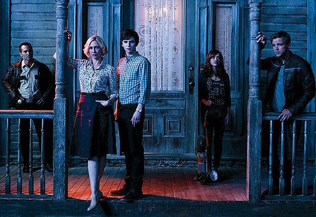 9. Bates Motel   IMDb 8.2