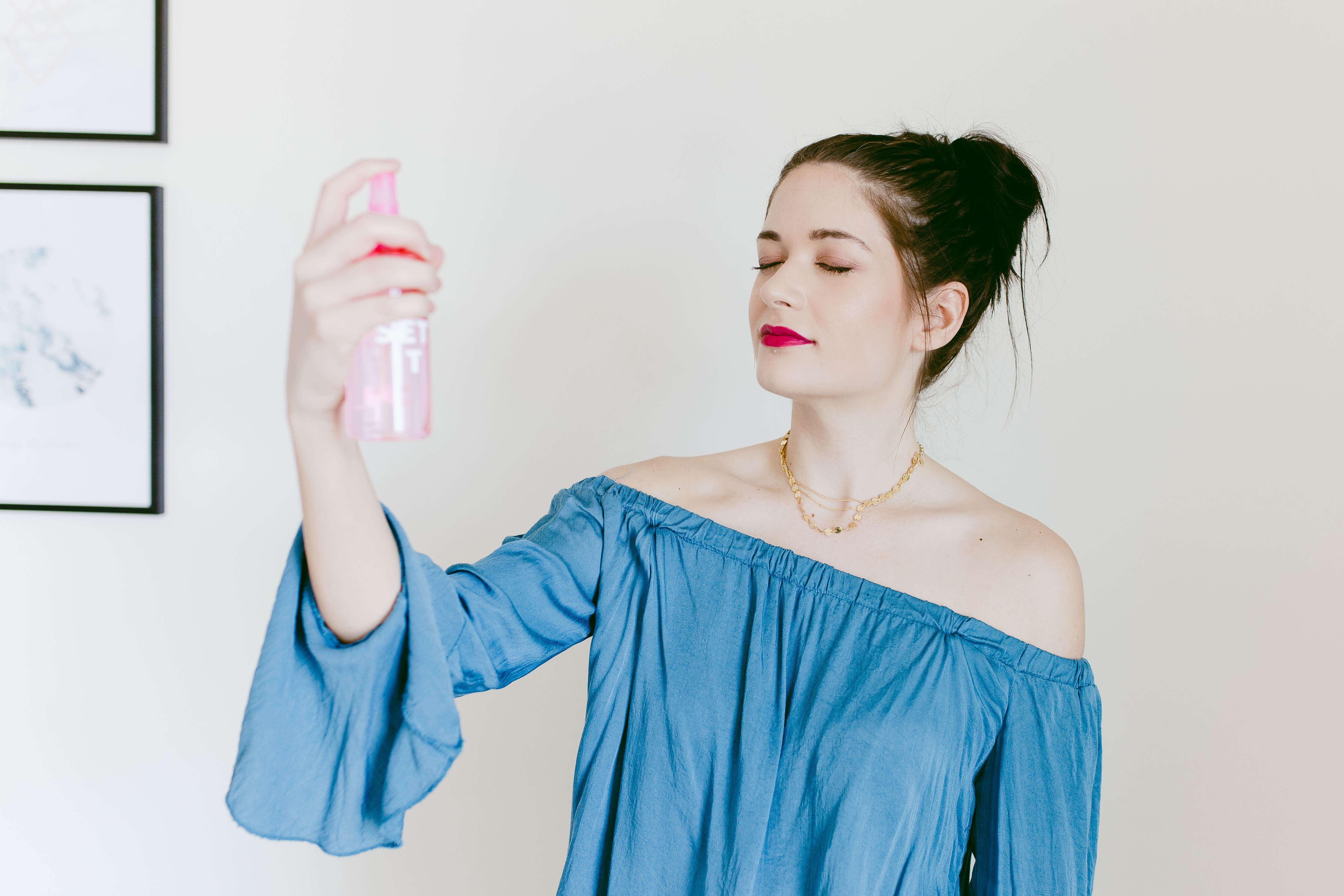 Yağlı cildin parlaması nasıl önlenir
