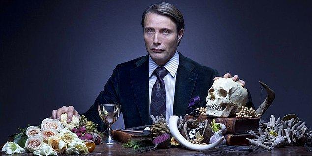 4. Hannibal   IMDb 8.6