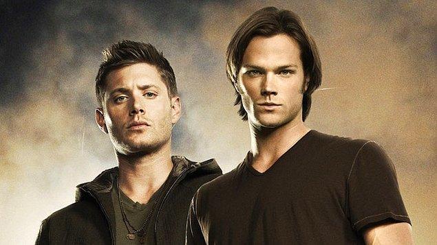 3. Supernatural   IMDb 8.6
